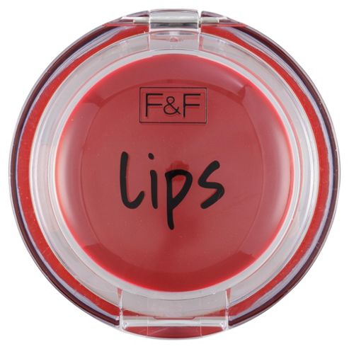 F&F Lipshine - Red Hot