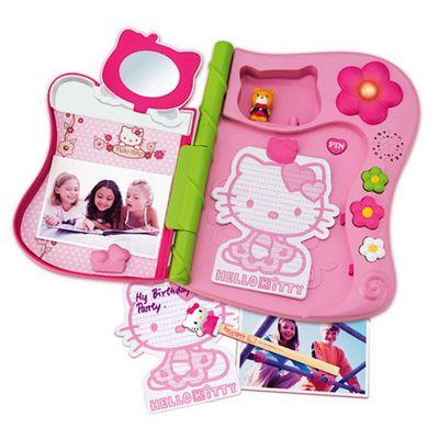 Hello Kitty Secret Diary