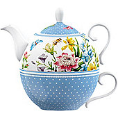 Creative Tops Katie Alice Bird Song Tea For One Gift Set CU3671