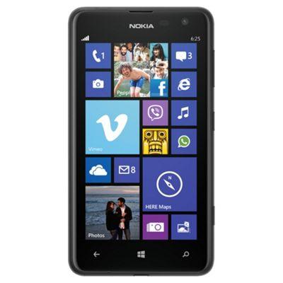EE Nokia Lumia 625 Black