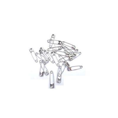Hemline Steel Safety Pins Bulk 37mm