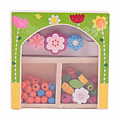 Bigjigs Toys Mini Jewellery Kit (Green)