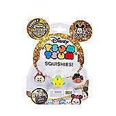 Disney Tsum Tsum Squishies 4 Pack with Surprise
