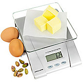 Andrew James Digital Kitchen Scales with Glass Platform
