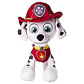 Paw Patrol Real Talking Marshall Soft Toy