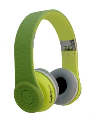 Fanny Wang 1000 On Ear Series Headphones Green