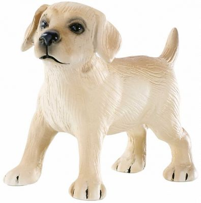Golden Retriever Puppy Sunny - Action Figures