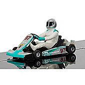 SCALEXTRIC Slot Car C3836 Team Super Kart
