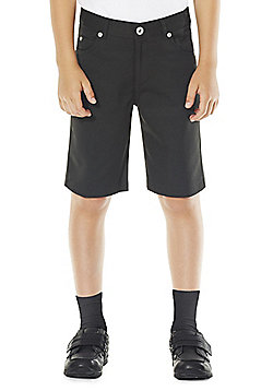 F&F School Boys Shorts - Black