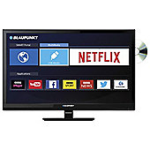 Blaupunkt 24/207MXN 24 Inch HD Ready Smart LED TV/DVD with Freeview HD