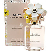 Marc Jacobs Daisy Eau So Fresh Eau de Toilette (EDT) 75ml Spray For Women