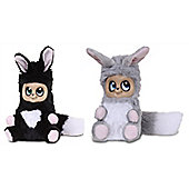 Bush Baby Bundle World Dreamstars Mimi & Kojo - 2 Items Supplied