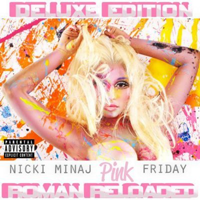Pink Friday : Roman Reloaded Deluxe Edition