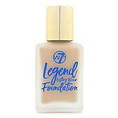 W7 Legend Lasting Wear Foundation 30ml-Fresh Beige