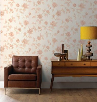 Graham & Brown Amy Wallpaper - Gold