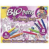 Fantasy BLO Pens Activity