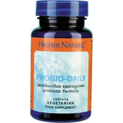 Higher Nature Probio Daily 30 Veg Tablets