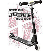 JD Bug Original Pro Street V3 Scooter Matt Black MS136B