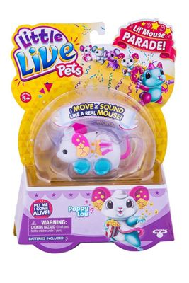 Little Live Pets - Lil Mouse Parade S4 -