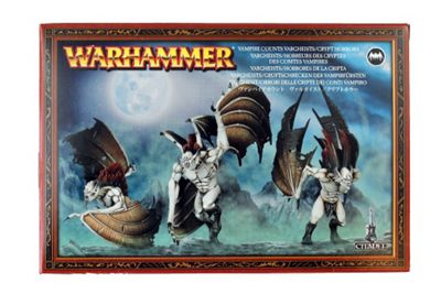 Warhammer Vampire Counts Vargheists / Crypt Horrors Model Kit
