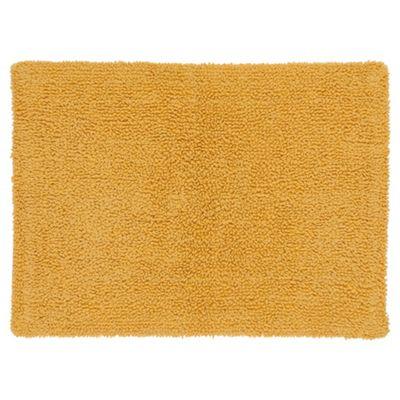Tesco Standard Reversible Bath Mat Amber