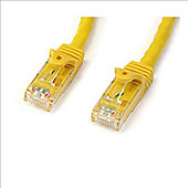 StarTech Cat 6 Cables RJ-45 - UTP 500 MHz PVC 3 m Yellow