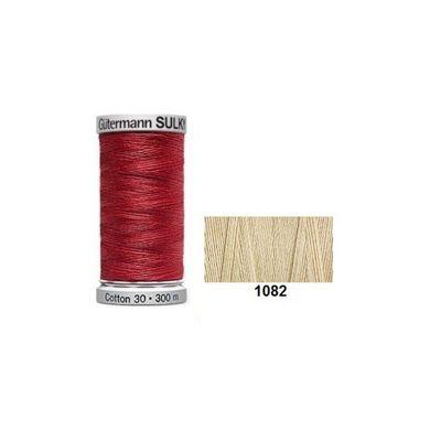 Gutermann Sulky Cotton 300m Ecru