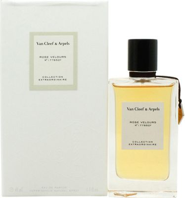 Van Cleef & Arpels Collection Extraordinaire Rose Velours Eau de Parfum (EDP) 45ml Spray For Women