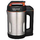 Morphy Richards Digital Soup Maker with Serrator Blade - Stainless Steel