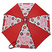 Peppa Pig Tropical Paradise Nylon Umbrella