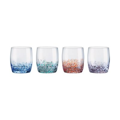 Anton Studio Speckle Set of 4 Tumblers, 35cl