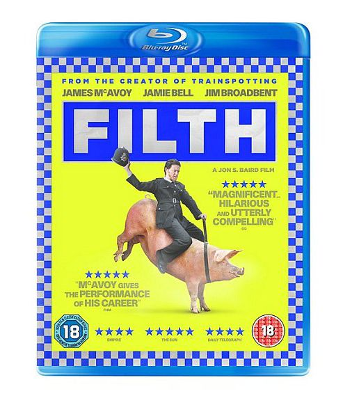 Filth - Blu-Ray