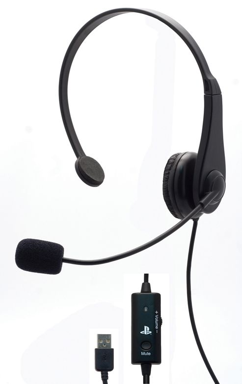 PS3 Chat Headset
