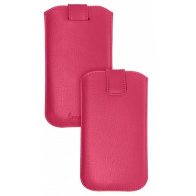 Universal Leather Effect Slip Pouch