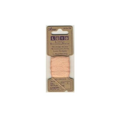 Clover Shell Luxurious Embroidery Threads