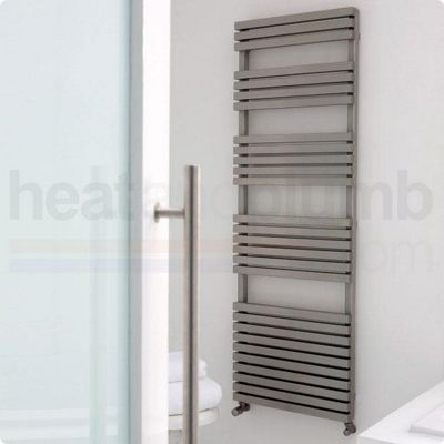 Aeon Atilla Stainless Steel Ladder Towel Rail 710mm High x 500mm Wide