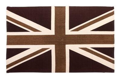 EHC Union Jack Floor Rug