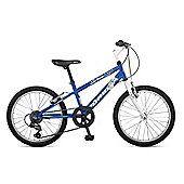 "Orbita BTT 20 H 6 Speed 20"" Wheel Mountain Bike (Blue)"