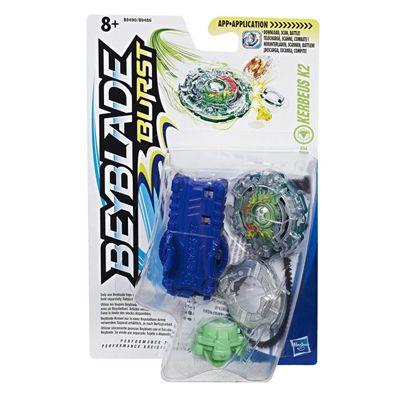 Beyblade Burst Spinning Top with Launcher (Kerbeus K2)