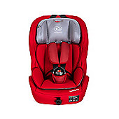 KinderKraft Safety Fix Car Seat with Isofix - Red