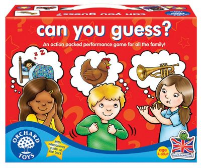 Orchard Toys Can You Guess? Game