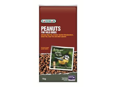 Gardman A05010 Peanuts 1Kg