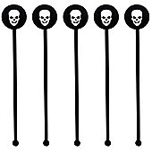 Fright Night Drink Stirrers - 8 Pack