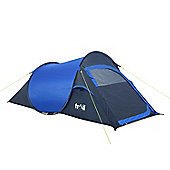 'The Original' Pop Up 2 Man Tent Blue