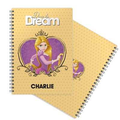 buy create your own personalised disney princess notepad from our