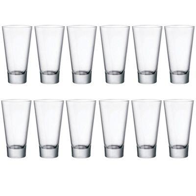 Bormioli Rocco Ypsilon Hiball Water Glasses 450ml - Pack of 12