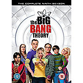 The Big Bang Theory Season 9 DVD