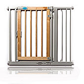 Bettacare Auto Close Gate Wooden with 14.4cm Extension