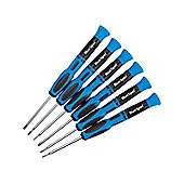 Blue Spot Tools Precision Screwdriver Set of 6