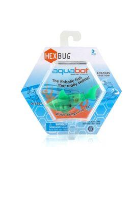 HEXBUG Aquabot With Bowl GREEN FISH